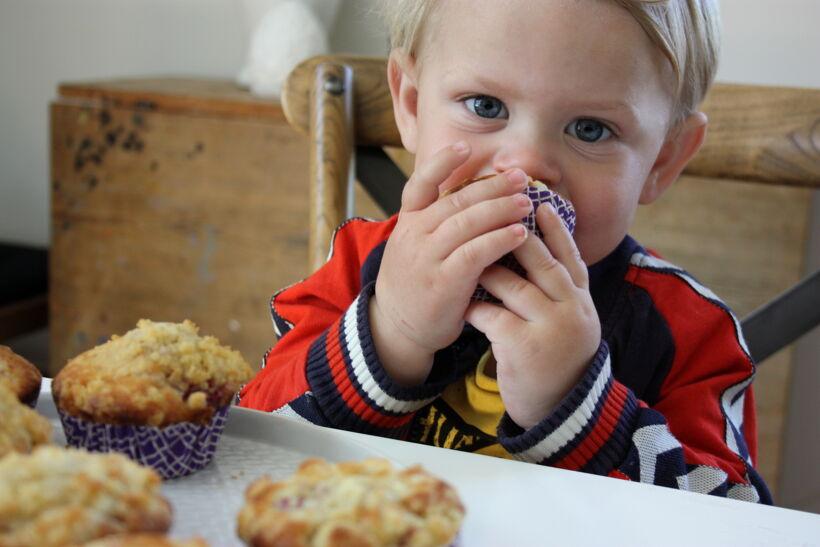 bakblogg muffins