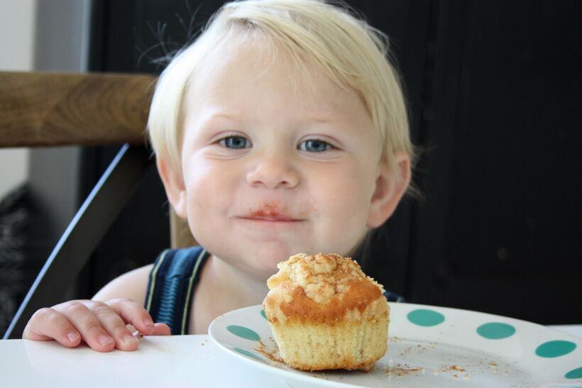 muffins kanel