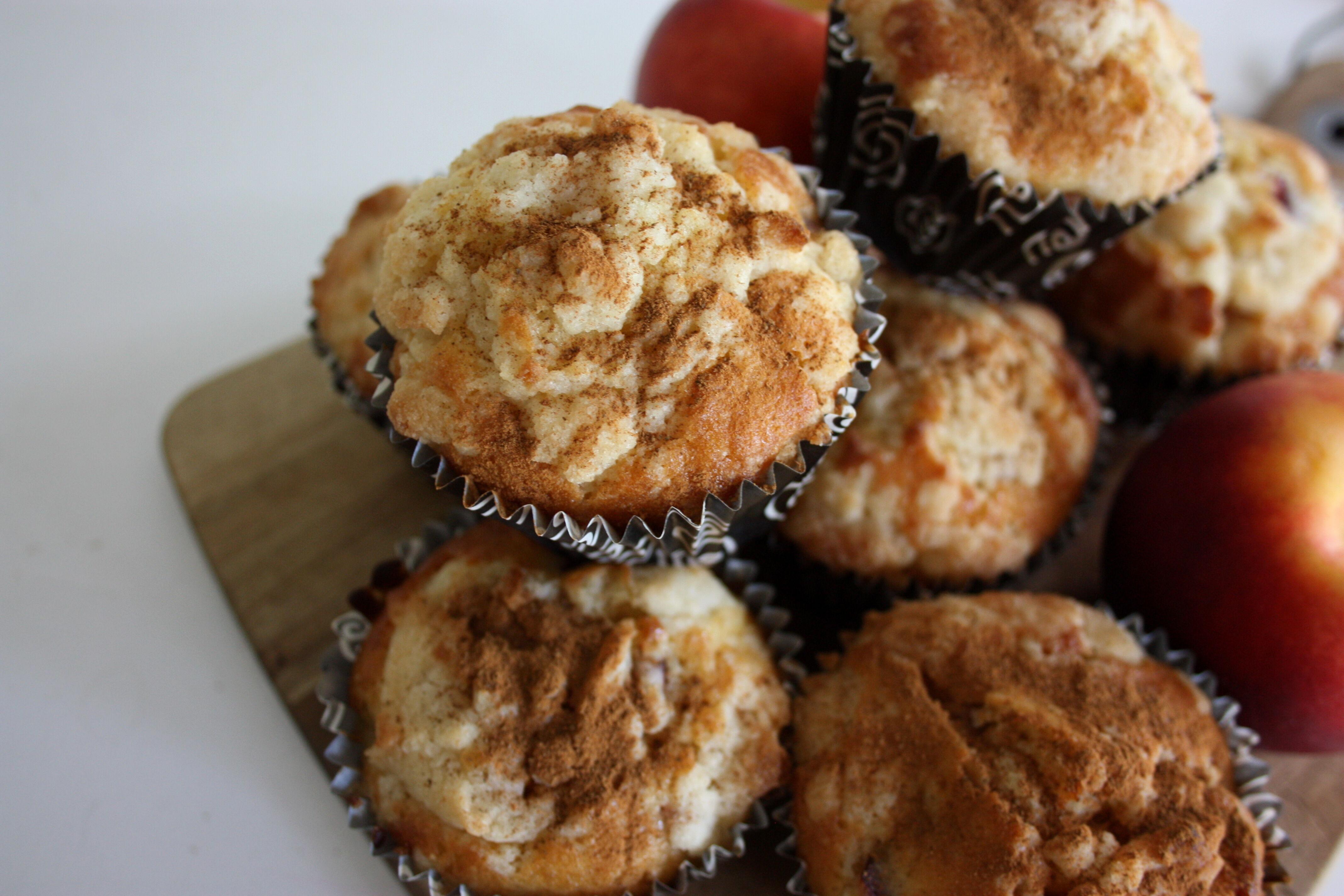 persika muffins