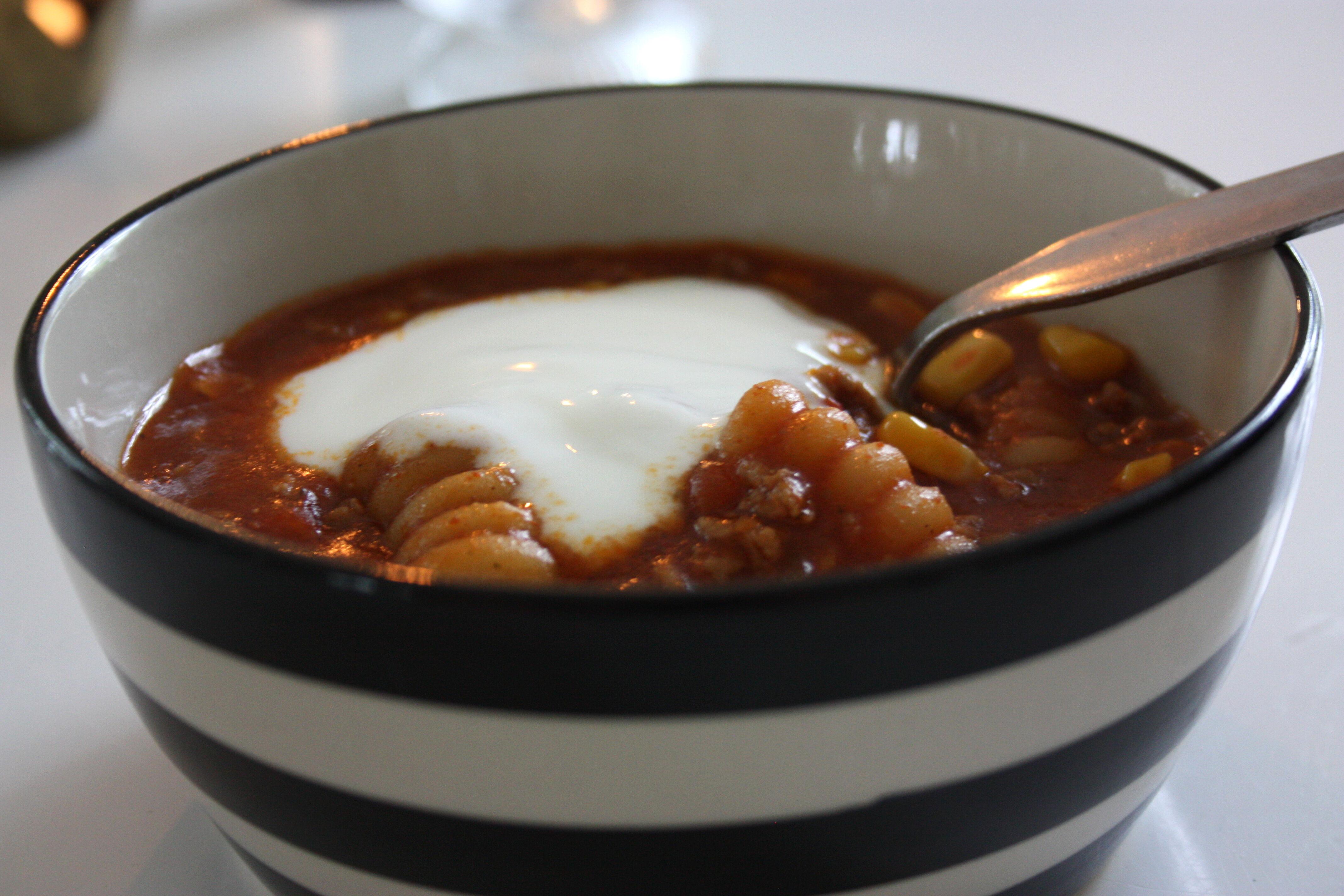 taco soppa