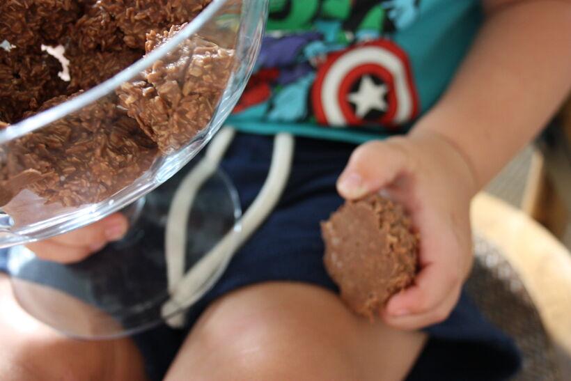 choklad kokos