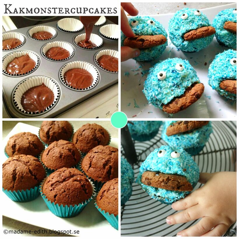 kakmonstercupcakes