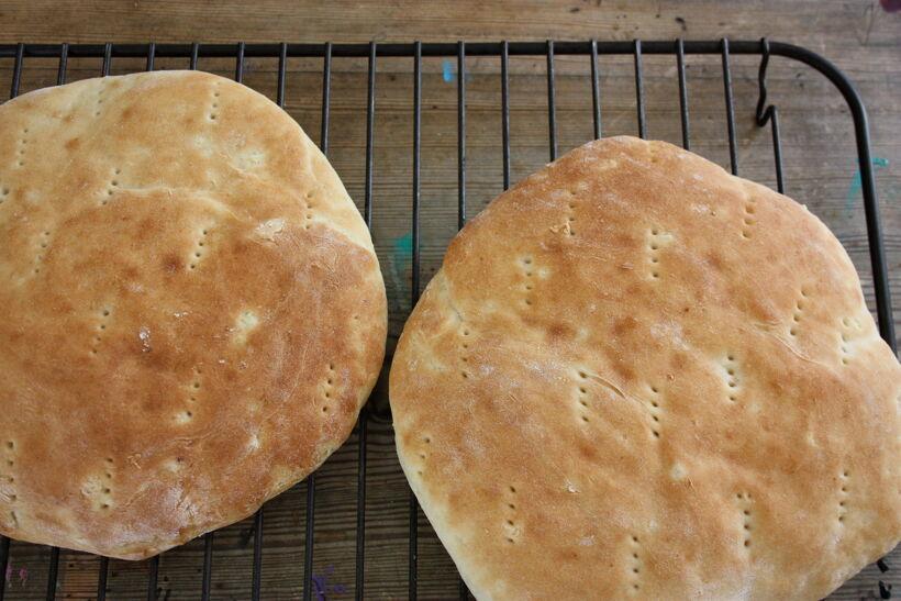 potatis bröd