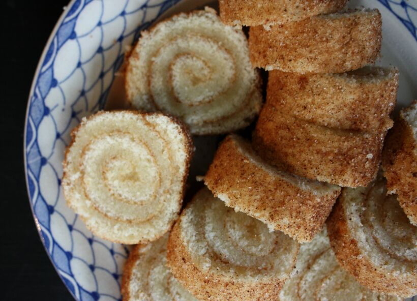 recept rulltårta