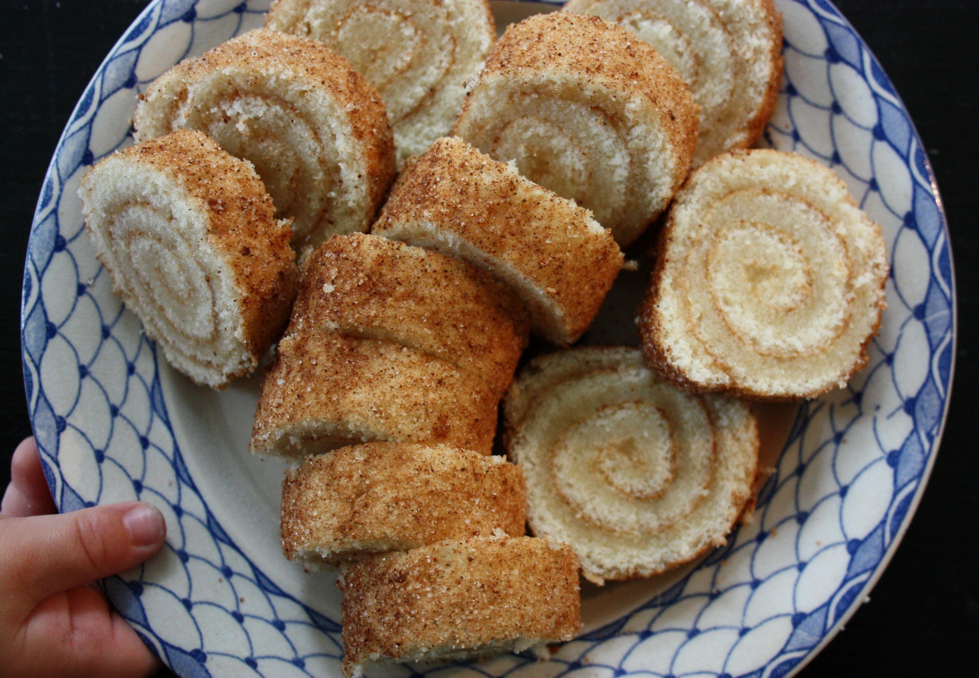 rulltårta recept