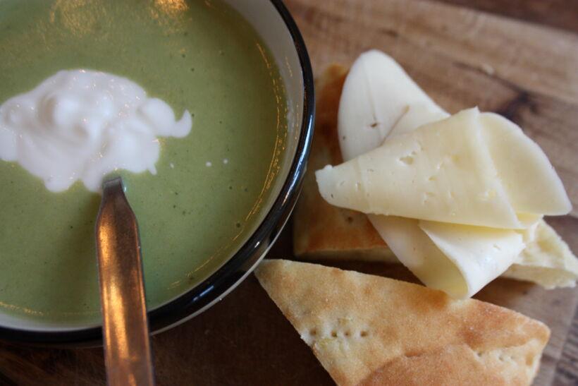 broccoli soppa