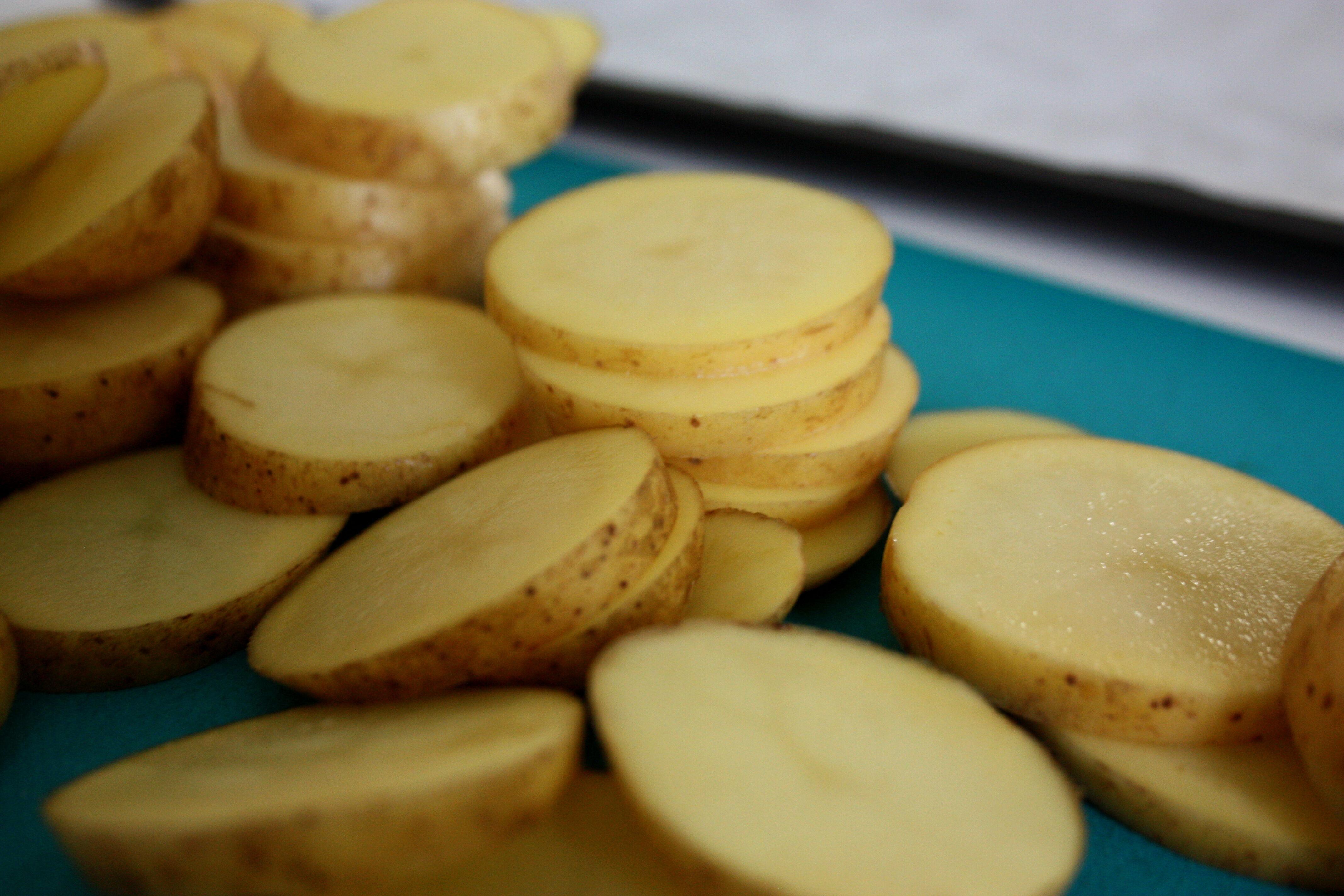 nyår potatis