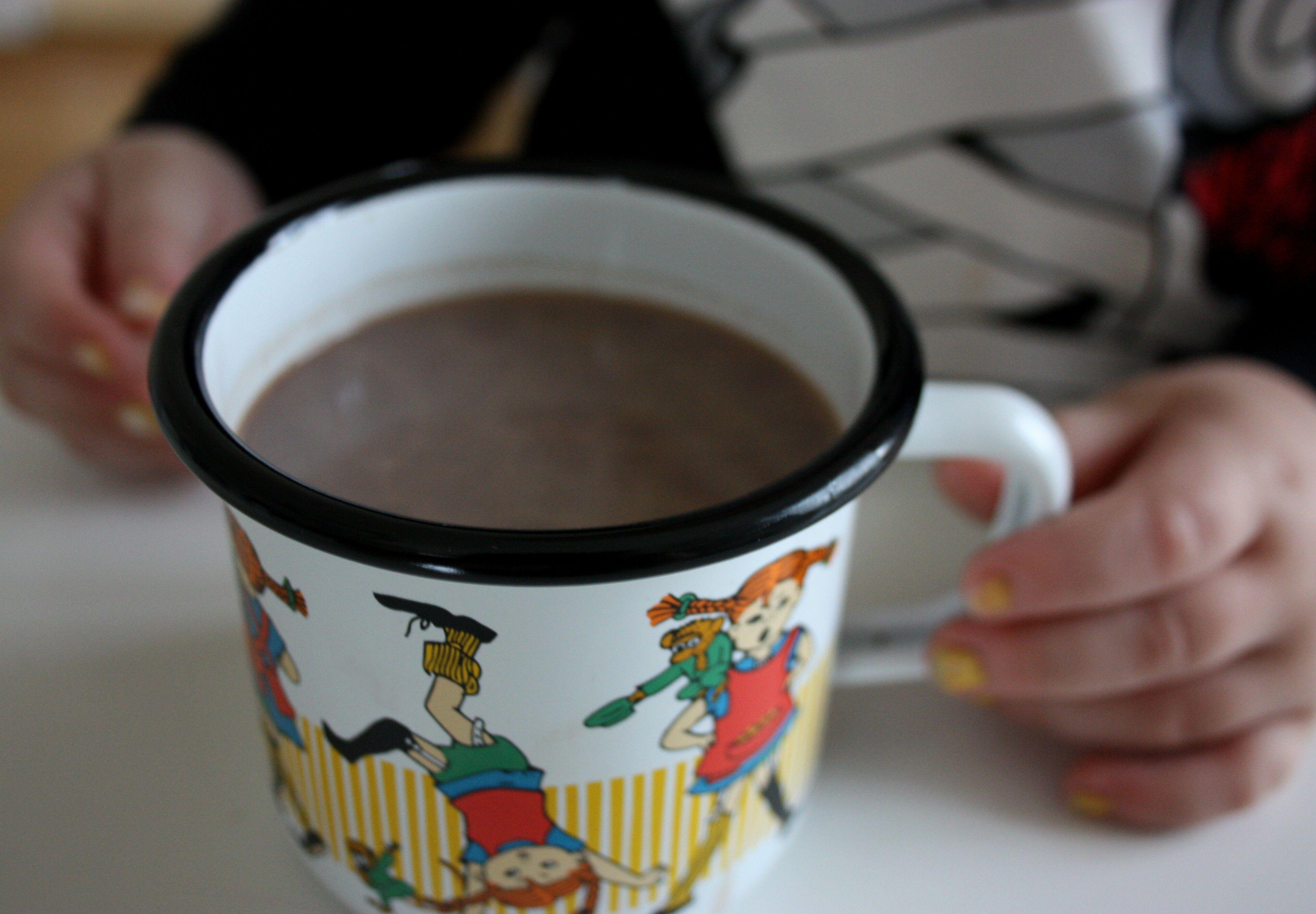 recept chokladmjölk
