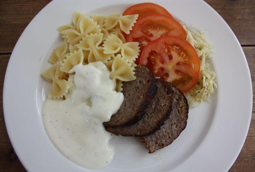 svensk köttfärslimpa