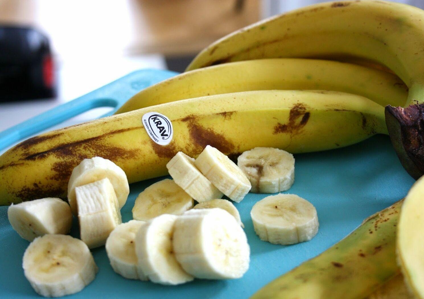 frysa in banan
