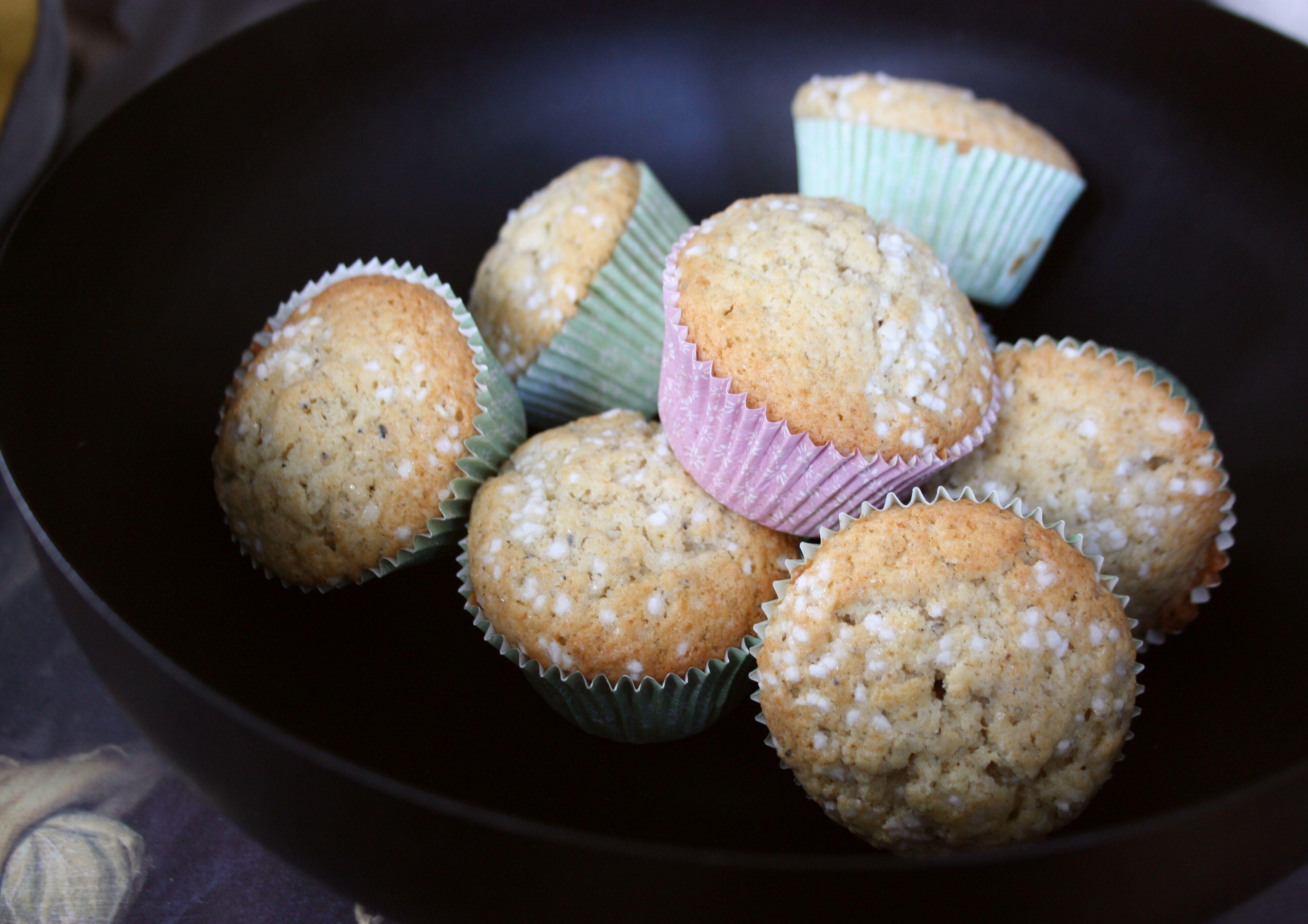 kardemumma muffins grädde