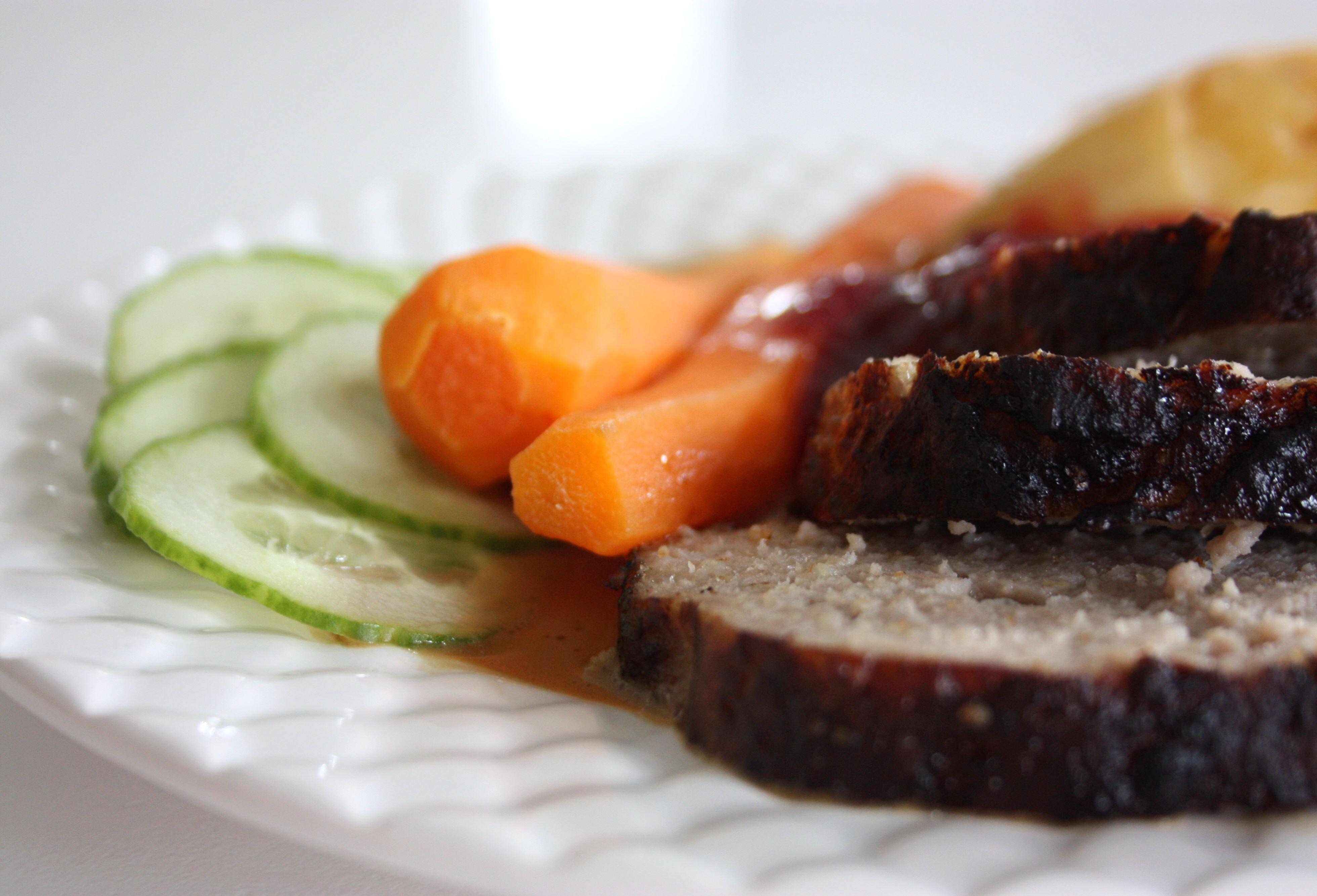 kokta morötter köttfärs