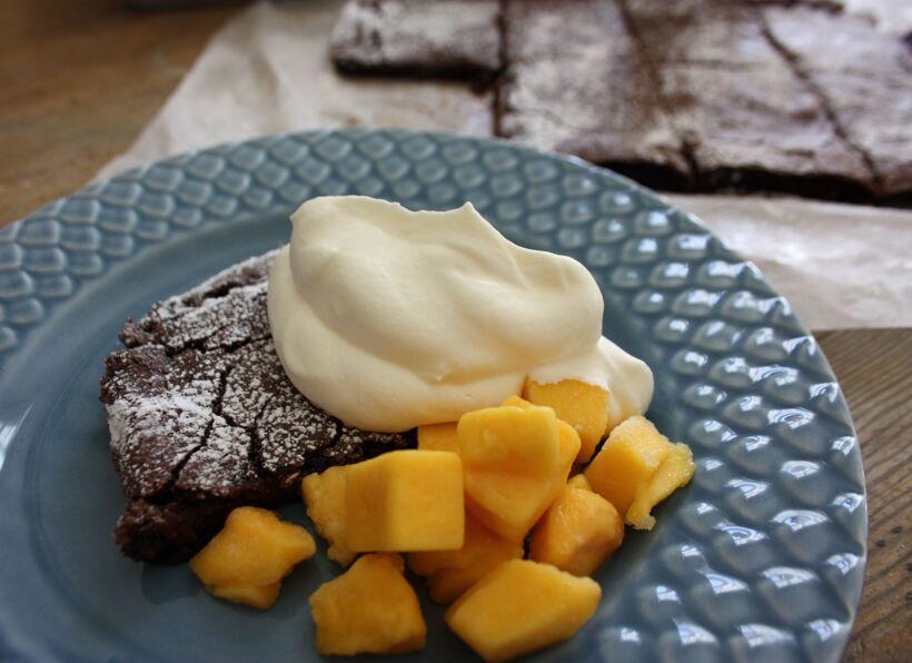 bästa receptet kladdkaka kakao