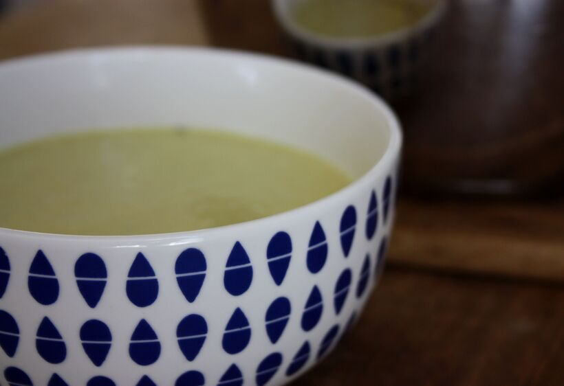 grönsakssoppa potatis