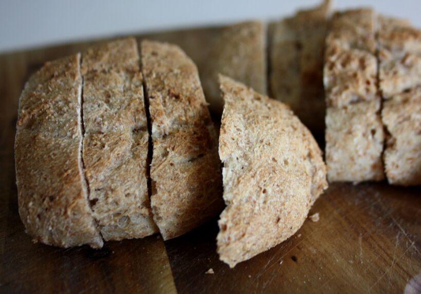 grovt bröd grahamsmjöl