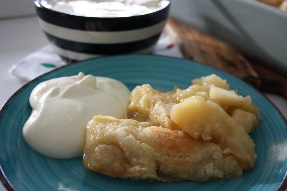 äpple hyvlat smör recepten