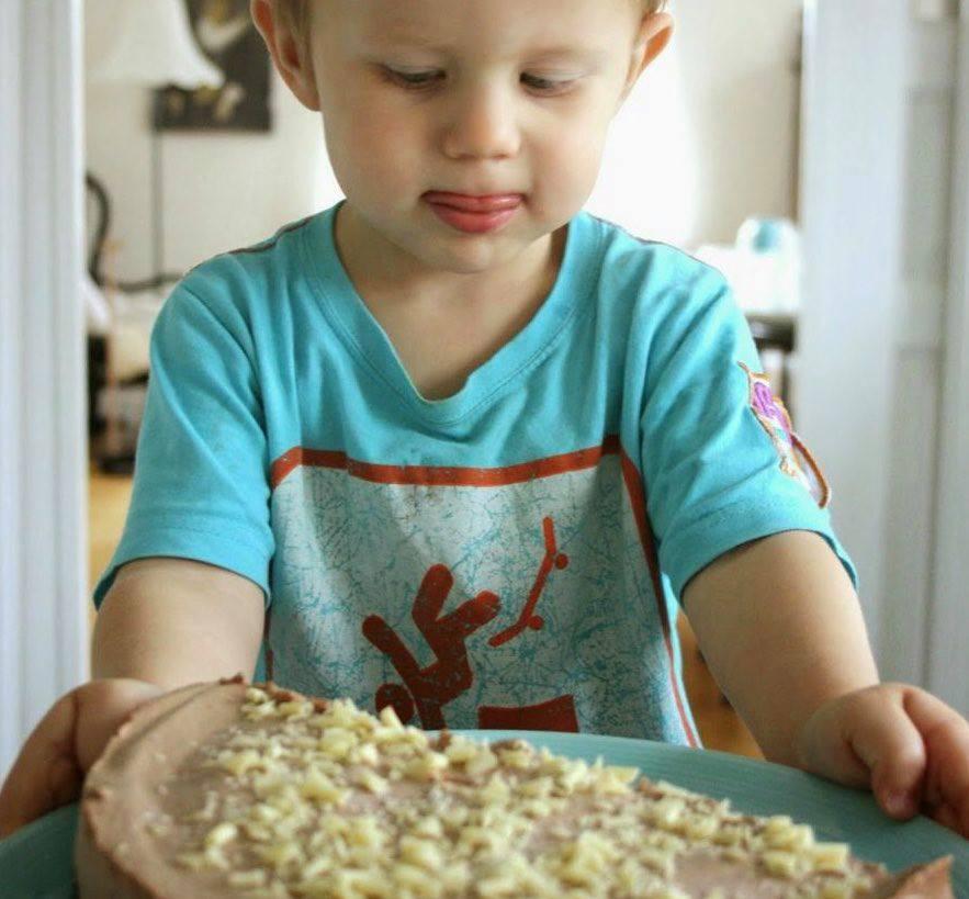 mjölkchoklad cheesecake lätt