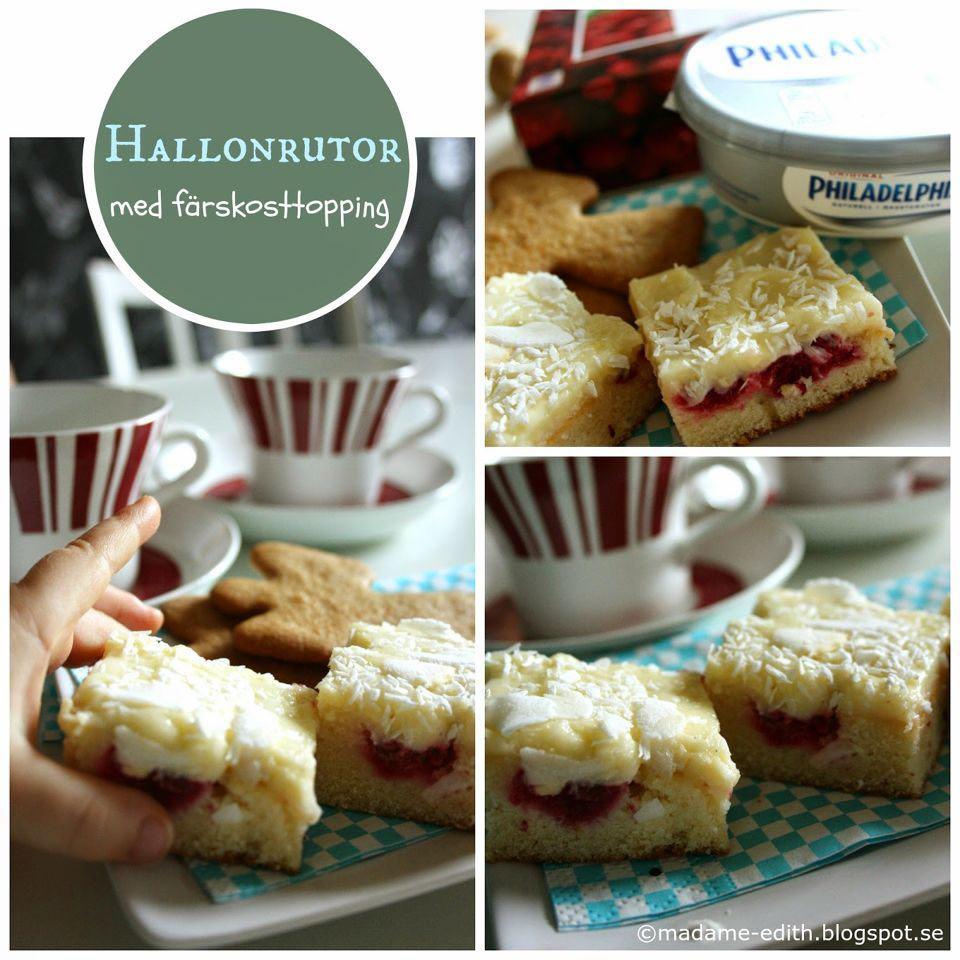 recepten frosting hallon