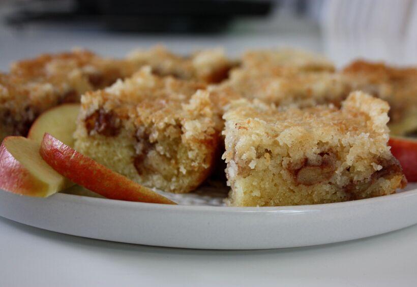 kakor äpple kokos