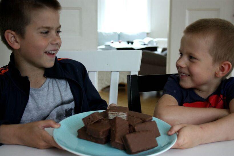 choklad kexchoklad