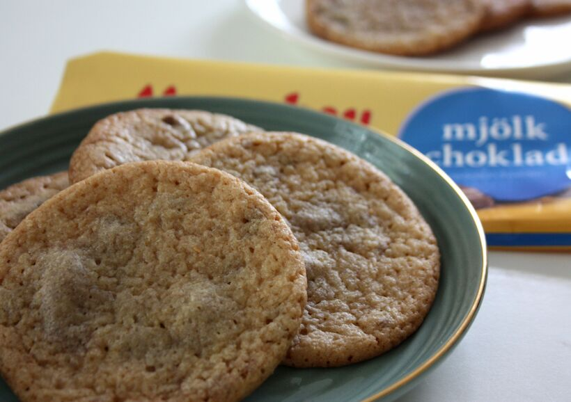 cookies choklad marabou