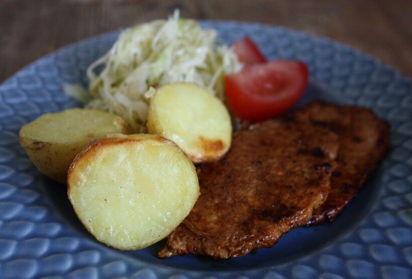 grillat kött tillbehör