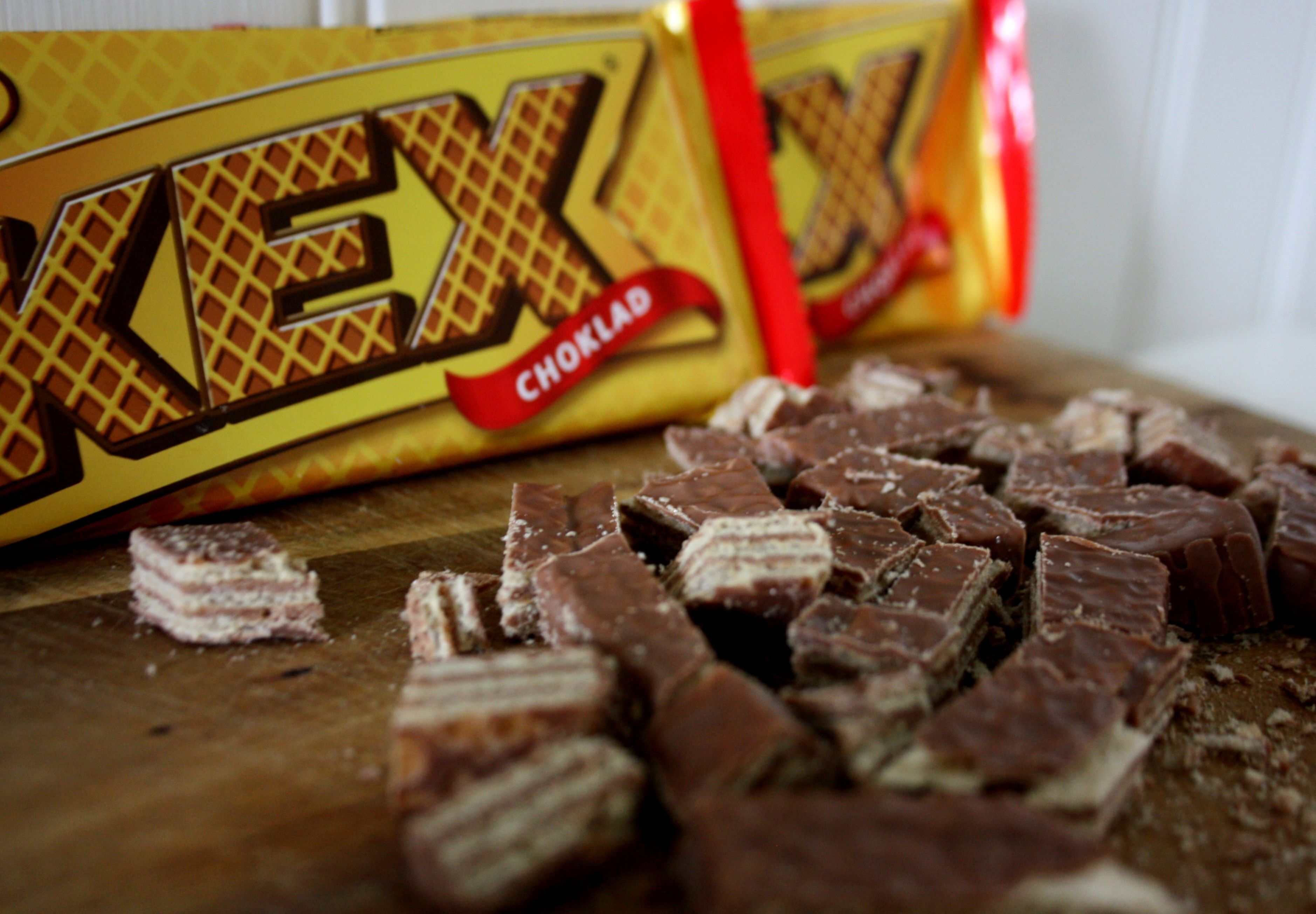 kexchoklad kaka