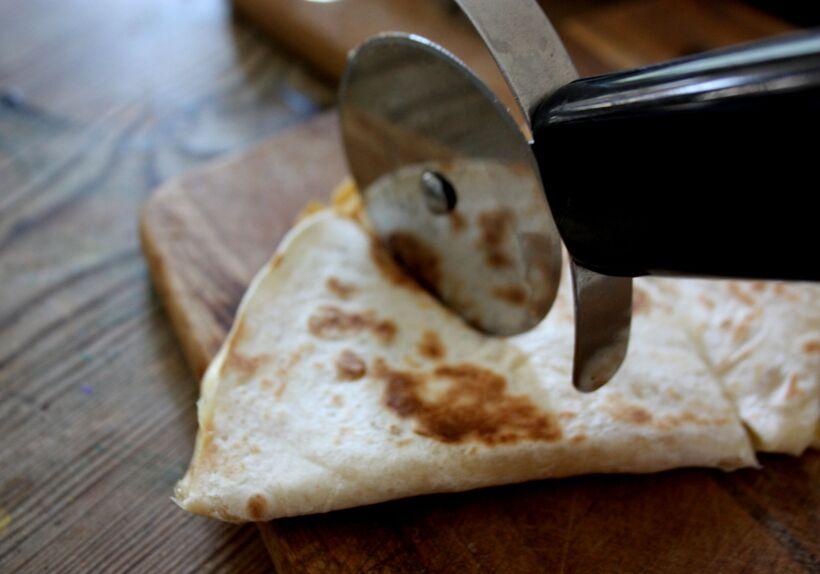 tortilla pizzaskärare