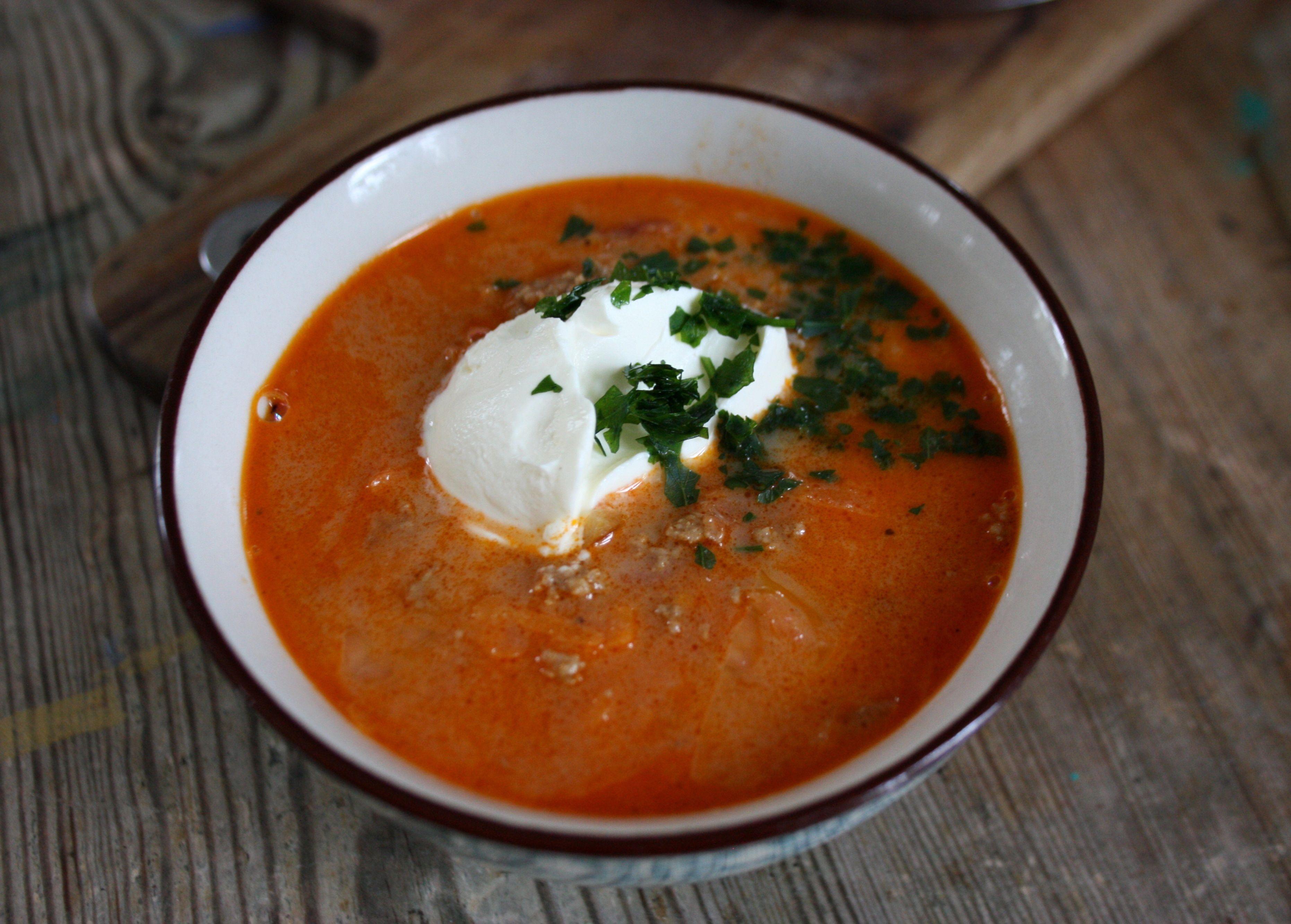husmanskost soppa