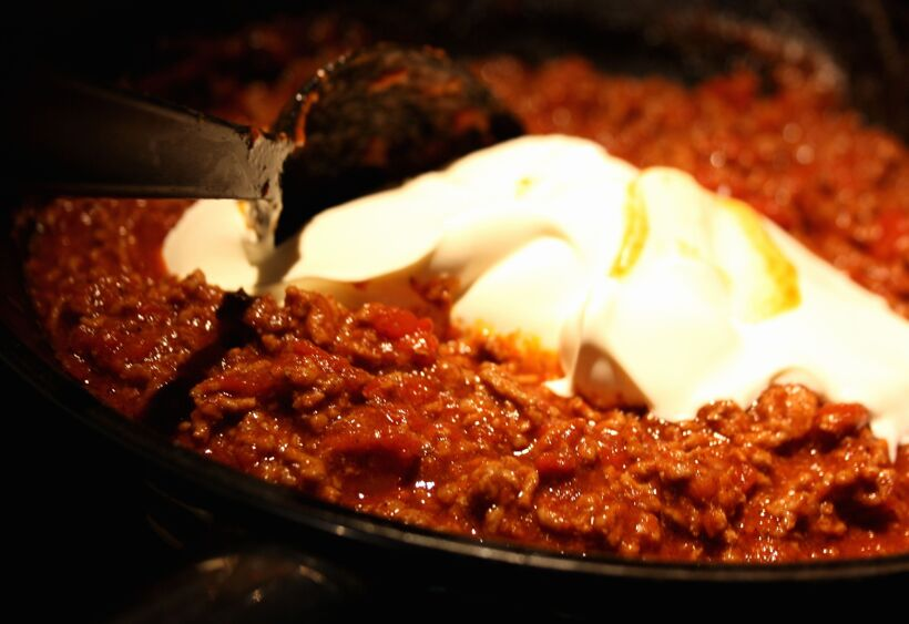 köttfärs creme fraiche tacos