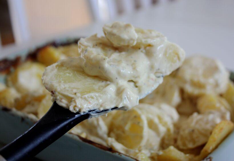 potatisgratäng krämig godaste