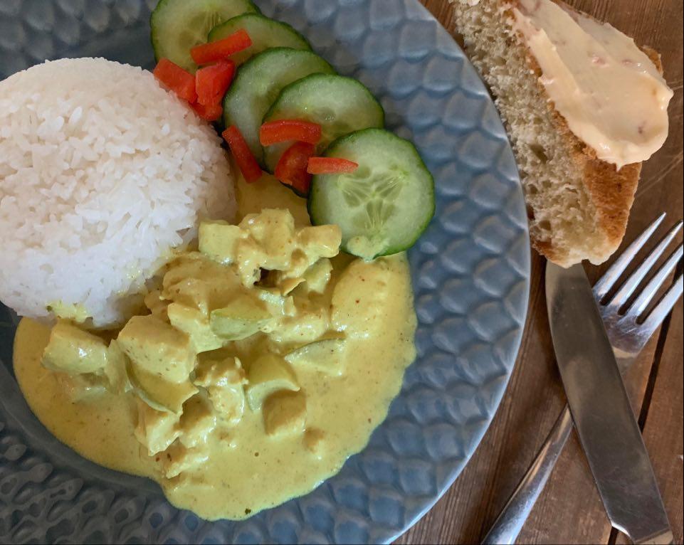currygryta-kycklingen