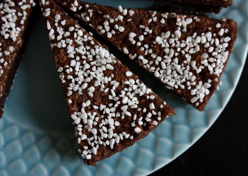 chokladbollar kladdkakan