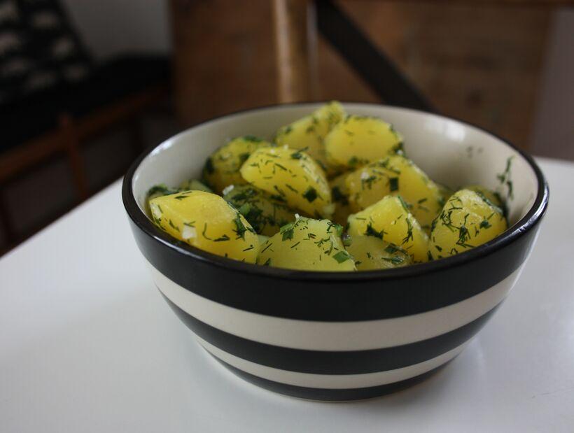 världens godaste potatisar