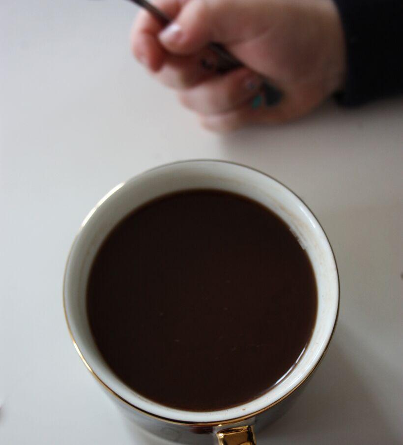 chokladmjölk vatten