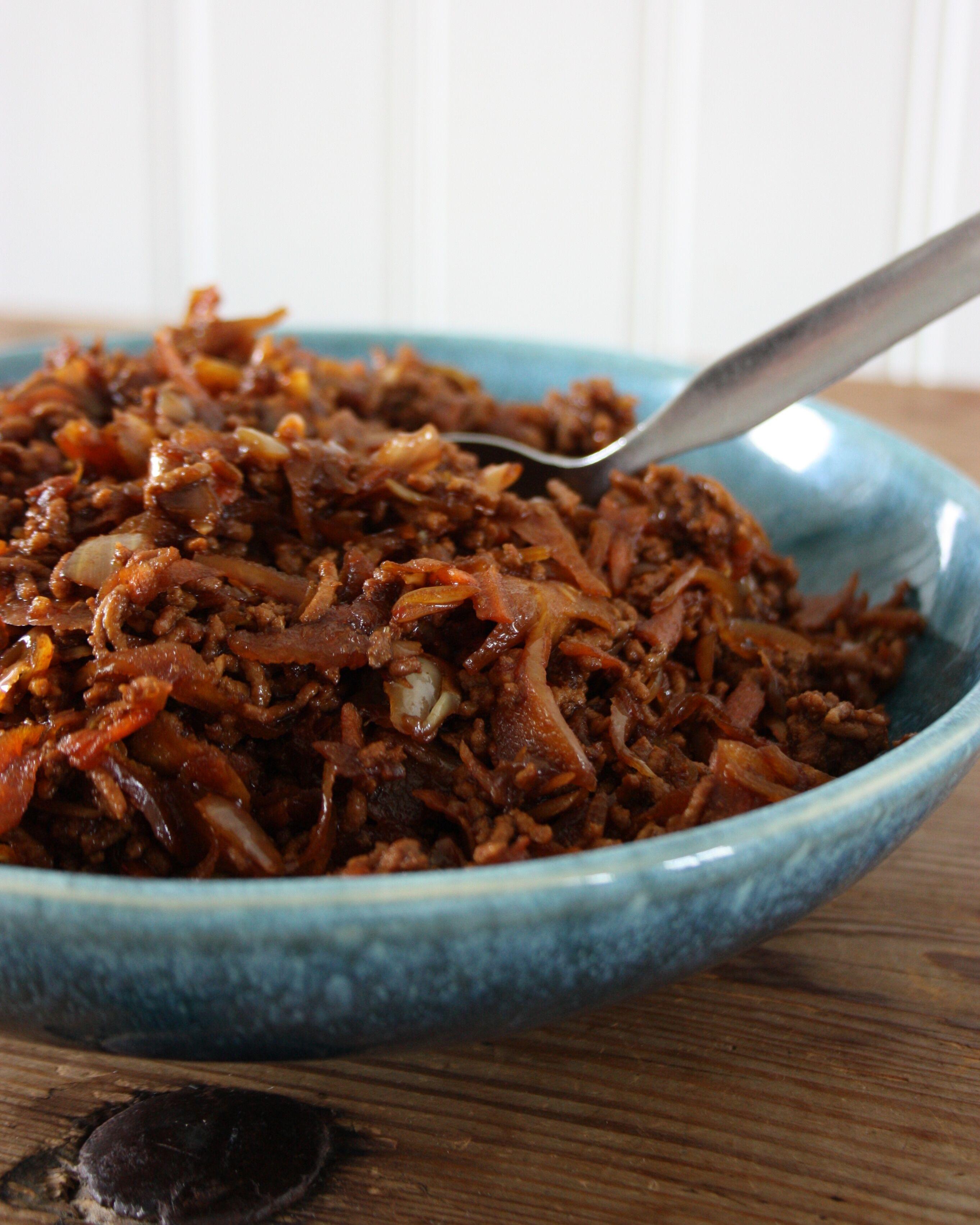 färspanna ris