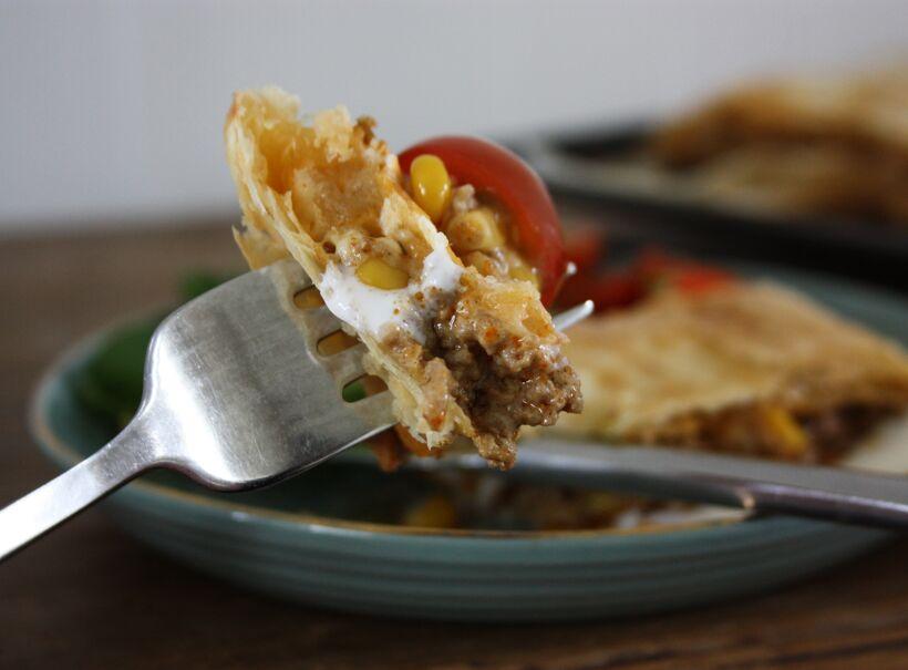 fredagsmyset tacos