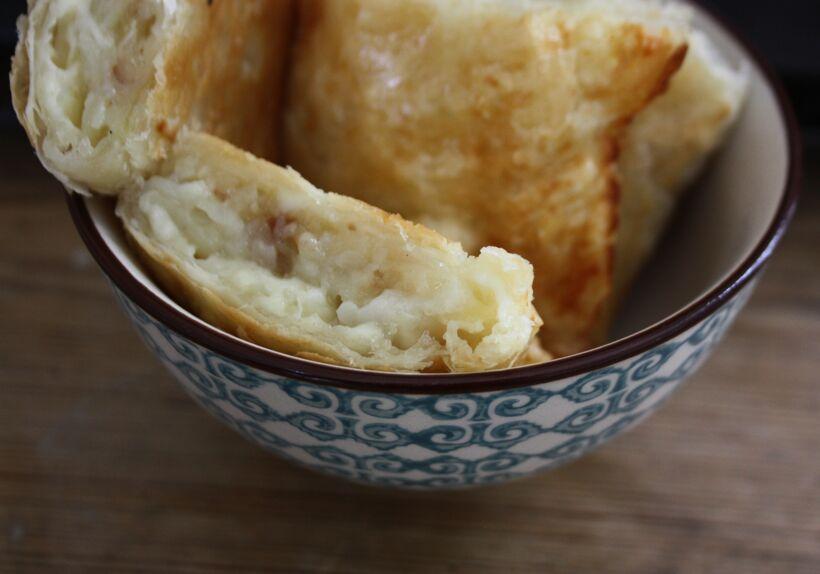 buffe smördeg potatis