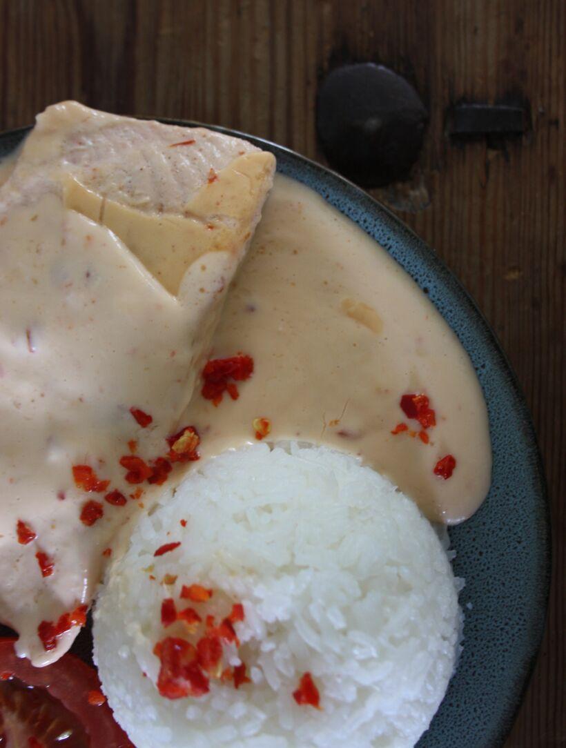 laxen sweet chilisås