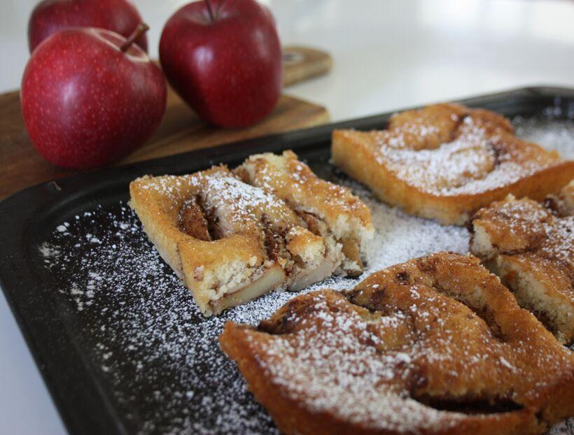 äpple långpanna kakan