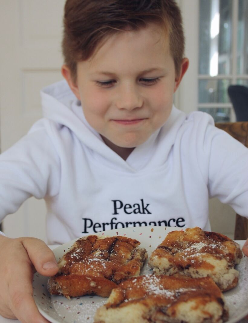 recepten långpanna äppelkaka
