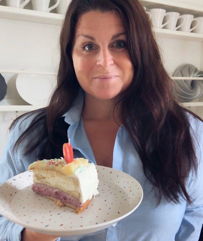 absolut godaste tårtan