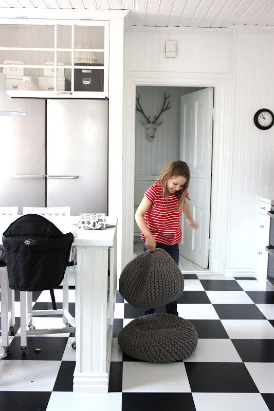 gammaldags kök