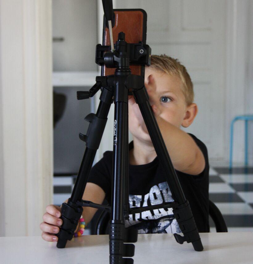 kamera stativ