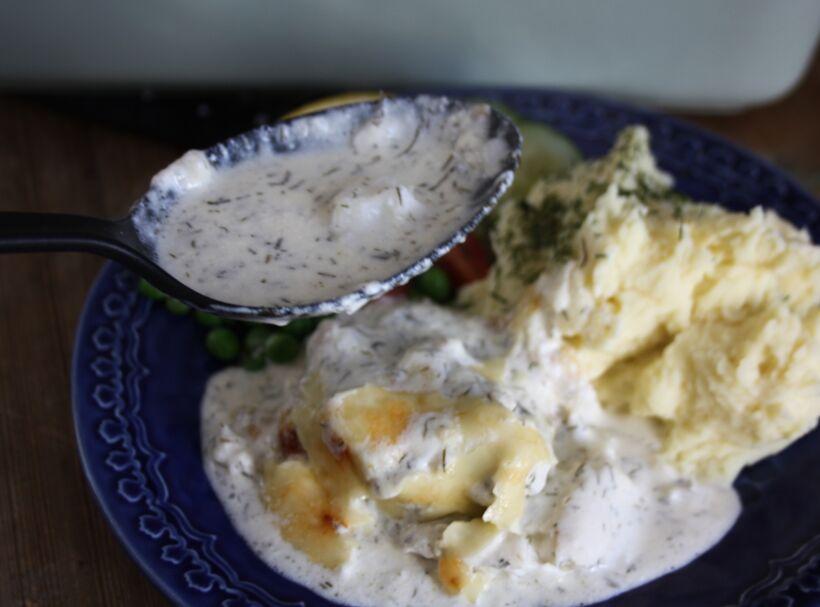 citronsås torsk