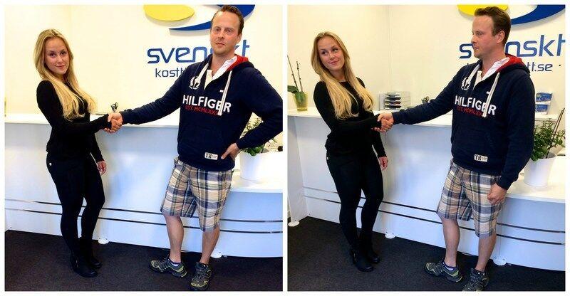 svenskt kosttillskott sponsring