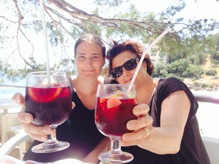 Sangria på Mallorca