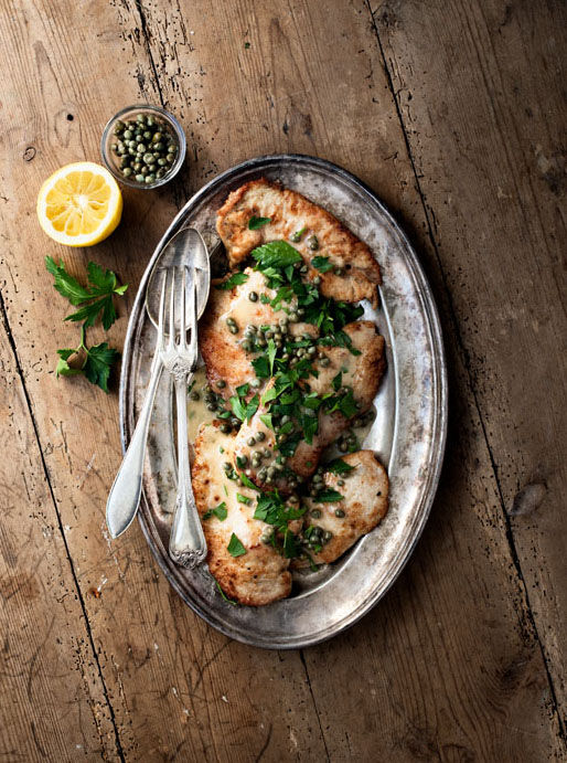 Chicken Lemon Piccata