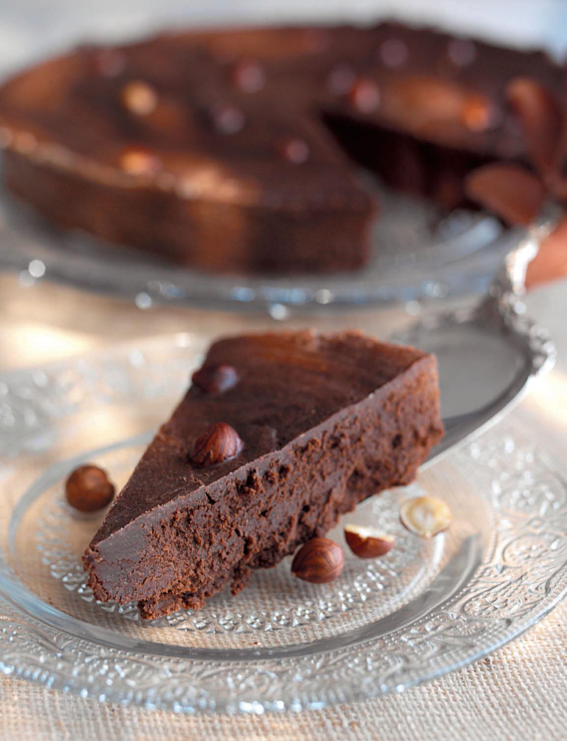 Death by chocolate choklad paj från Två systrars söta