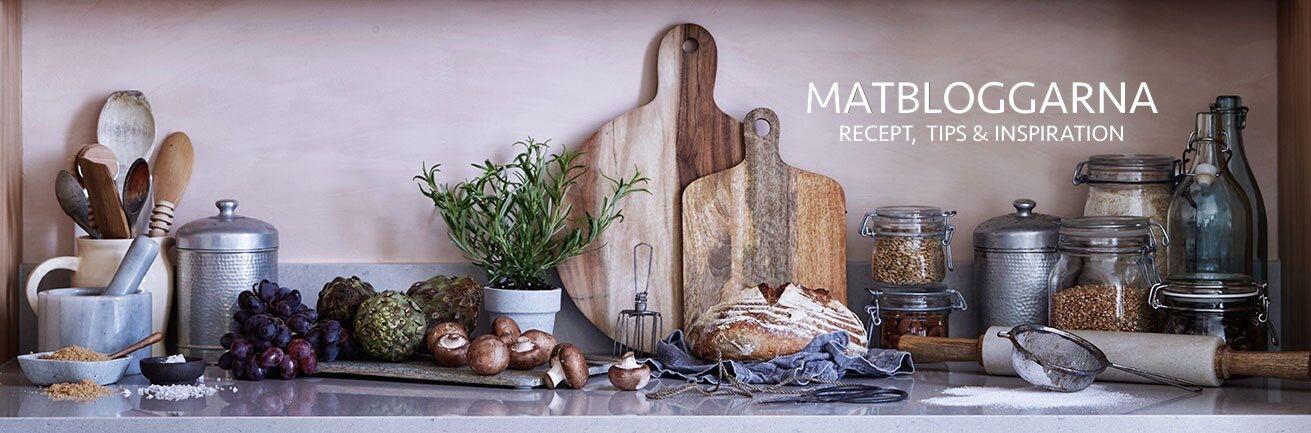 Matbloggarna - Sveriges bästa matbloggarna samlade i en FB-grupp